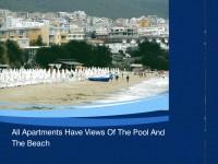 Апартамент на морския бряг