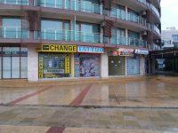 Магазин под наем в Сл.бряг на крайбрежната алея